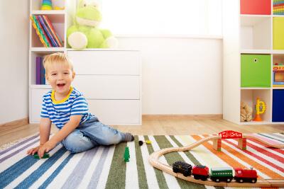 Jak správně vybírat nábytek a vybavení dětského pokojíčku