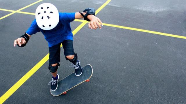 Sportovní potřeby pro děti