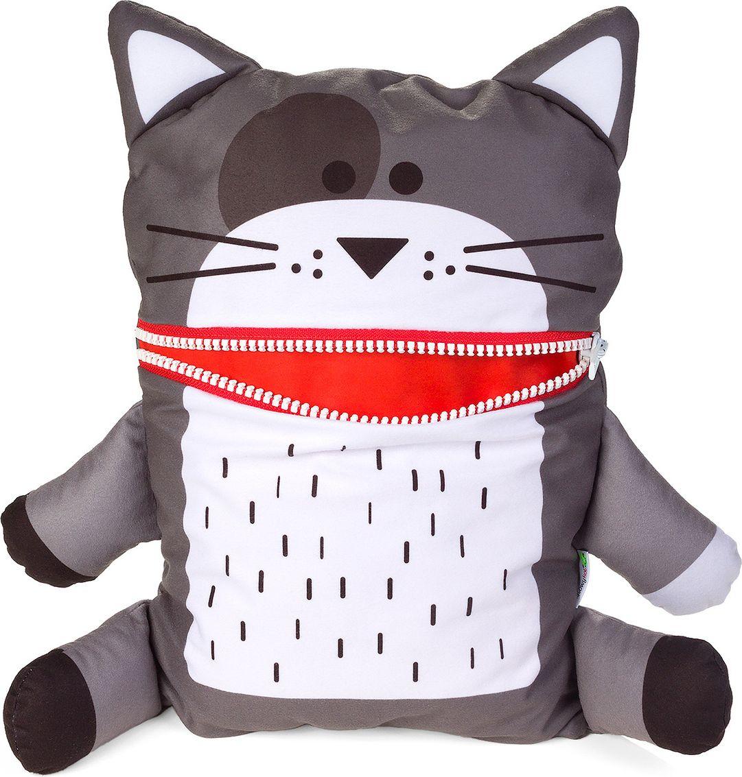 mléčně černá kočička