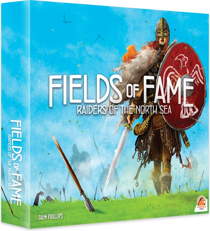 Renegade Games Raiders of the North Sea: Fields of Fame - obrázek 1