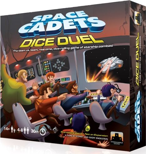 Stronghold Games Space Cadets: Dice Duel - obrázek 1