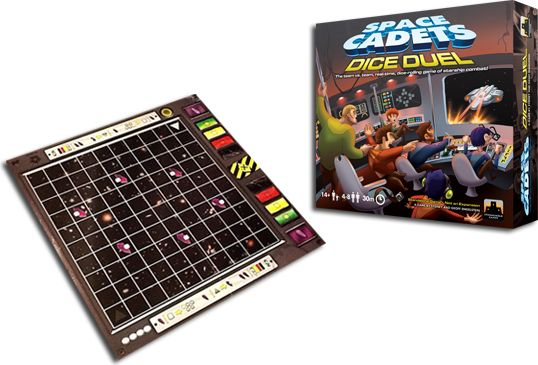 Stronghold Games Space Cadets: Dice Duel - obrázek 2