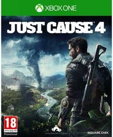 SQUARE ENIX XBox One Just Cause 4 (5021290082175) - obrázek 1