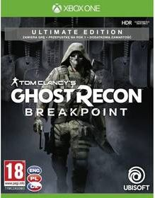 Ubisoft Xbox One Tom Clancy's Ghost Recon Breakpoint Ultimate Edition (USX307360) - obrázek 1