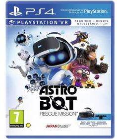 Sony PlayStation VR Astro Bot Rescue Mission (PS719761716) - obrázek 1