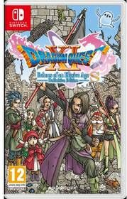 Nintendo SWITCH Dragon Quest XI S: Echoes - Def. Edition (NSS142) - obrázek 1