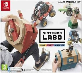 Nintendo Switch Labo Vehicle Kit (NSS495) - obrázek 1